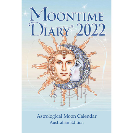 MoonTime Diary-2022-Wellbeing Astrological
